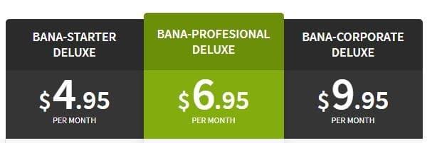 El mejor hosting calidad precio banahosting