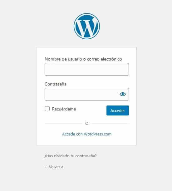 Cómo instalar WordPress en HostGator Paso 8