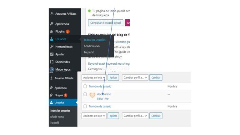 Cómo instalar WordPress en HostGator Paso 9